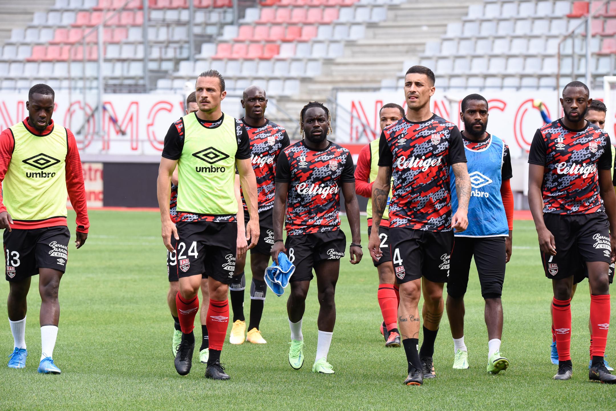 AS Nancy Lorraine EA Guingamp En Avant EAG Match Amical 6 17 7 2021 Ligue 2 BKT Marcel-Picot 3_18