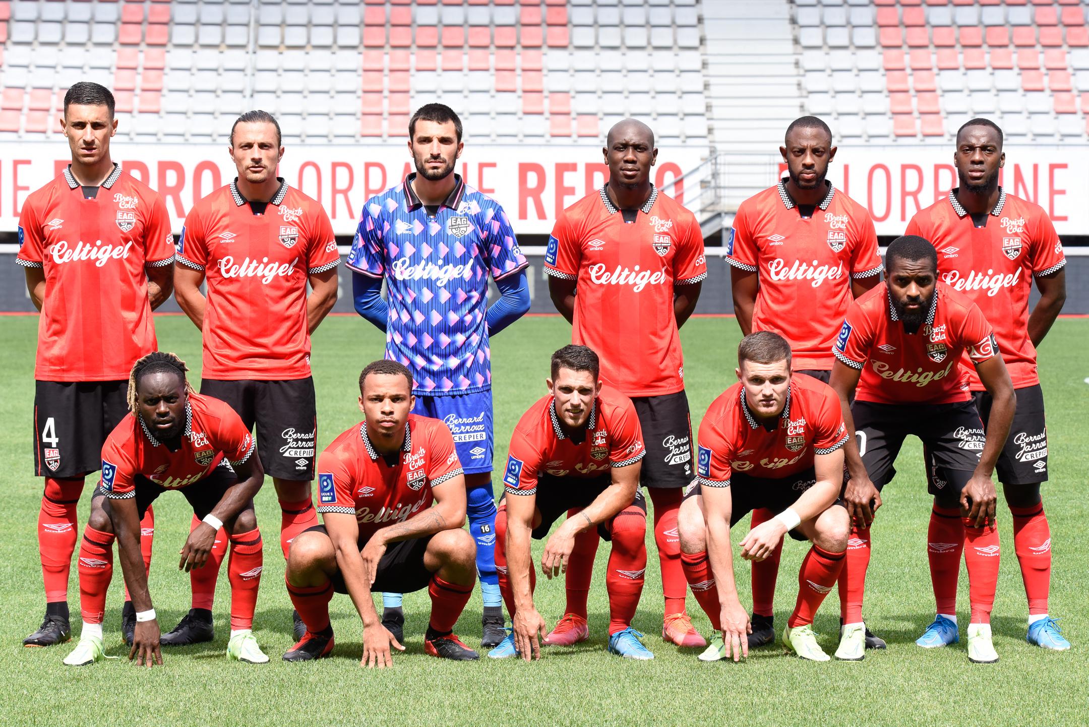 AS Nancy Lorraine EA Guingamp En Avant EAG Match Amical 6 17 7 2021 Ligue 2 BKT Marcel-Picot 3_23