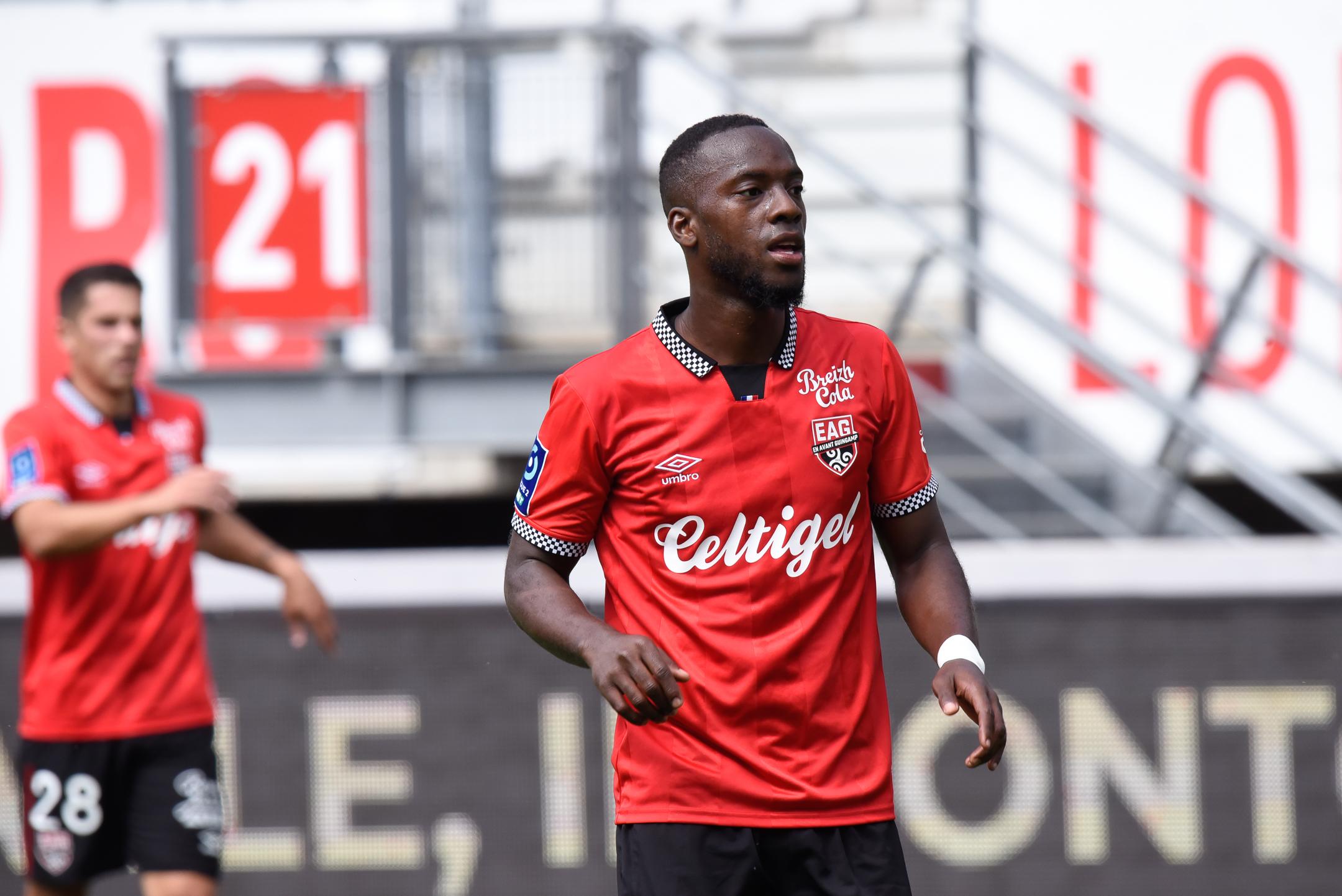 AS Nancy Lorraine EA Guingamp En Avant EAG Match Amical 6 17 7 2021 Ligue 2 BKT Marcel-Picot 3_27
