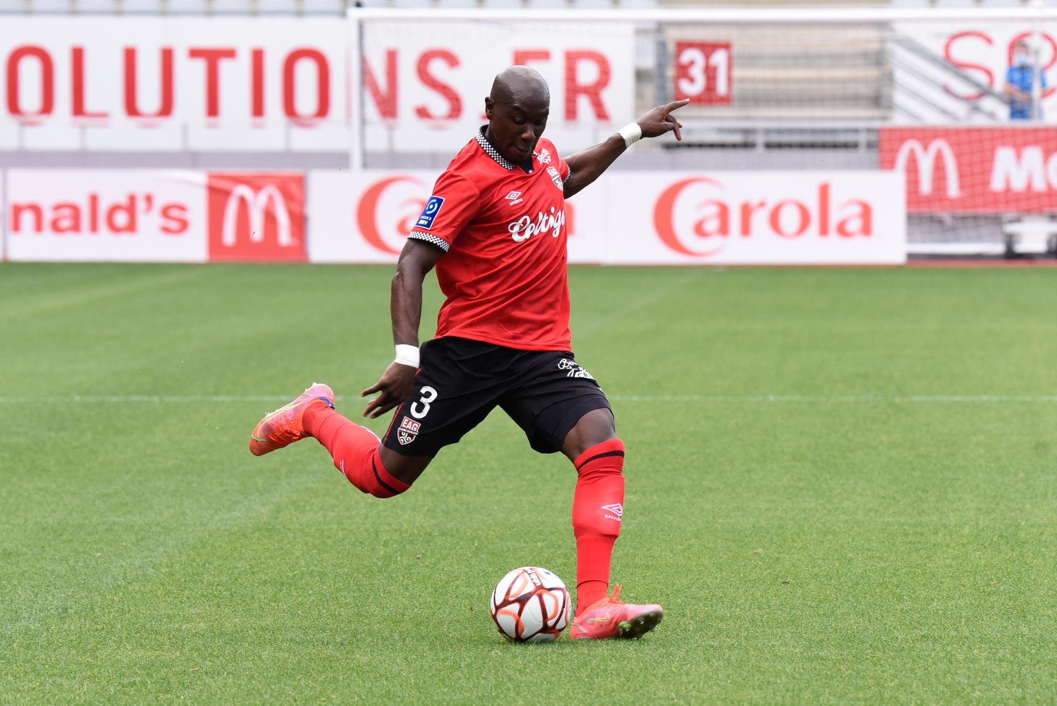 AS Nancy Lorraine EA Guingamp En Avant EAG Match Amical 6 17 7 2021 Ligue 2 BKT Marcel-Picot 3_31