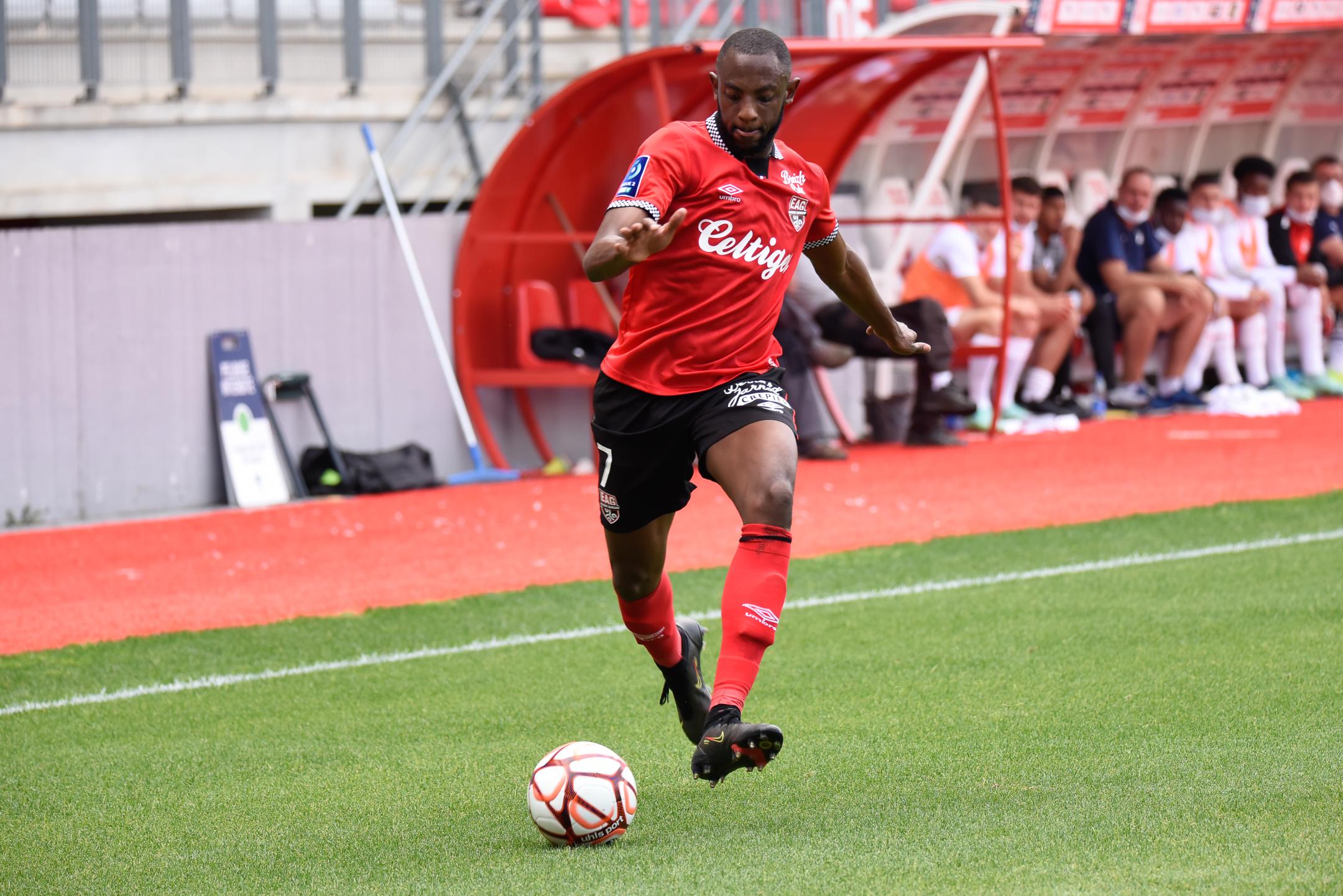 AS Nancy Lorraine EA Guingamp En Avant EAG Match Amical 6 17 7 2021 Ligue 2 BKT Marcel-Picot 3_35