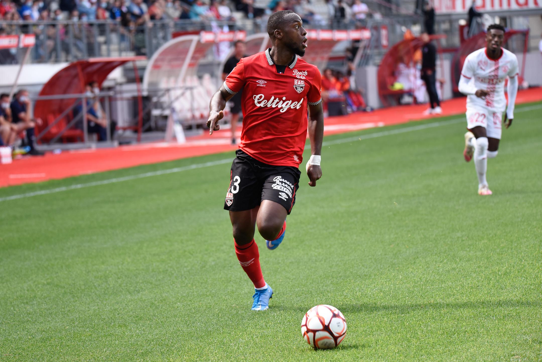 AS Nancy Lorraine EA Guingamp En Avant EAG Match Amical 6 17 7 2021 Ligue 2 BKT Marcel-Picot 3_40