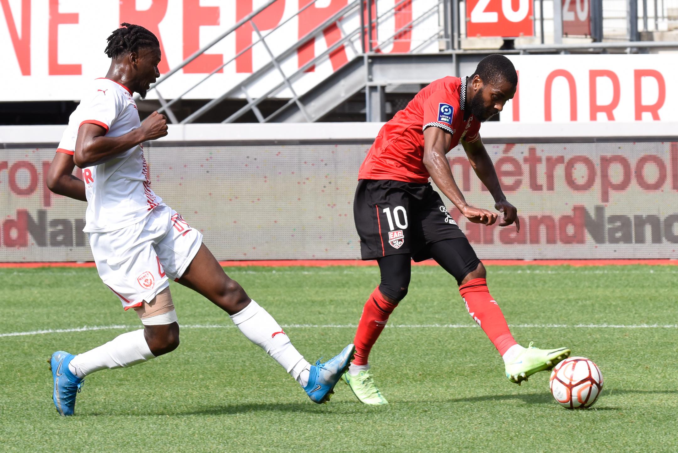 AS Nancy Lorraine EA Guingamp En Avant EAG Match Amical 6 17 7 2021 Ligue 2 BKT Marcel-Picot 3_42