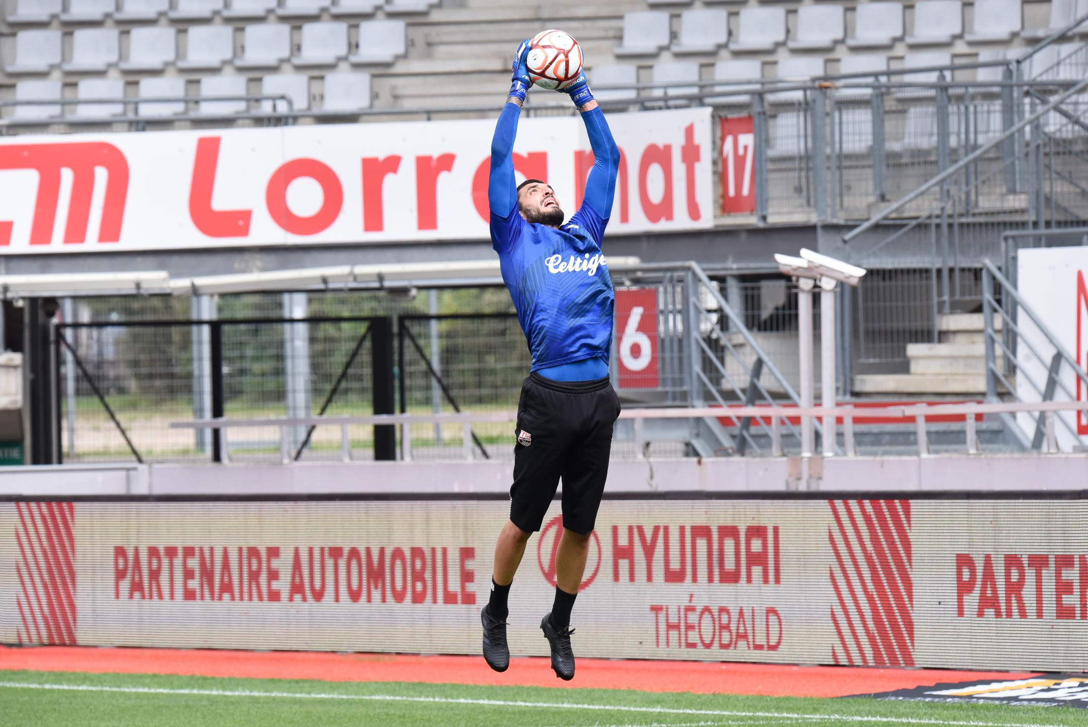 AS Nancy Lorraine EA Guingamp En Avant EAG Match Amical 6 17 7 2021 Ligue 2 BKT Marcel-Picot 3_9
