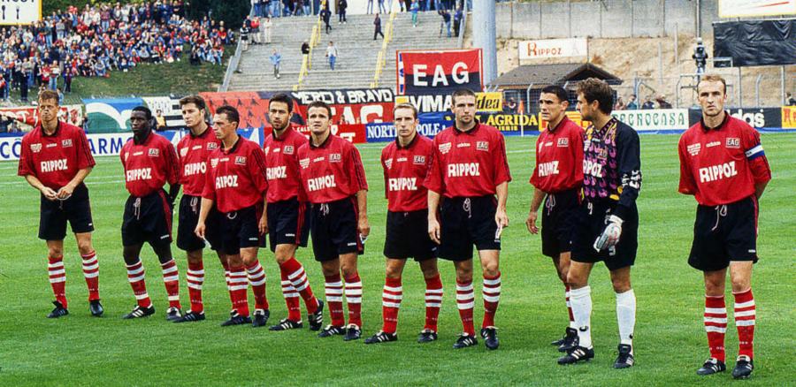 EAG 1997 Inter milan
