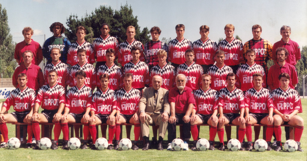 Photo officielle 1995-96